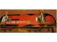 Skateboard - Girl Deck, Destructo Trucks, Toy Machine Wheels - great condition