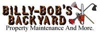 Billy-Bob's Backyard Property Maintenance Specialists