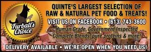Raw Dog Food, Raw Pet Food, Natural Pet Products