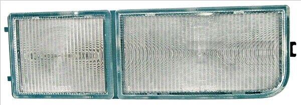TYC Fog Light Cover Fits Right VW Passat Variant B4 B3 Sedan Wagon 1988-1997