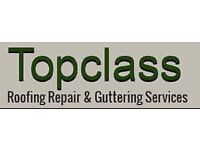 Roofing & Guttering Repair Services - 7 days per week