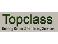 Roofing & Guttering Repair Services - 7 days per week