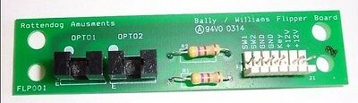 Brand New FLP001 - WPC Flipper Board for Bally/Williams WPC Pinball machines
