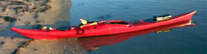 Boreal Design Baffin P1  Kayaks- 2 left on clearance in red