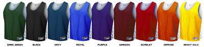 Nike Mens Reversible Mesh Tank - Nike Men's Reversible Tank Top Basketball Practice Jersey Mesh Multiple Colors