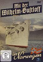Mit der Wilhelm Gustloff in Norwegen - DVD & Buch, 40 Seiten - Hardcover (2012)