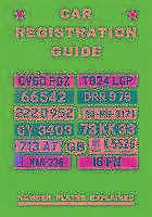 Car Registration Guide Von Peter Robson (2016, Taschenbuch)