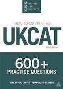 600 Ukcat Practice Questions