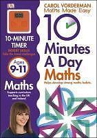 10 Minutes a Day Maths Ages 9-11  BOOK NEU