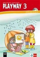 Playway-3-Schuljahr-Lehrwerk-Activity-Book-mit-Audio-CD
