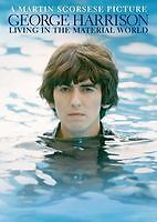 George Harrison - Living in The Material World DVD Martin Scorsese Film