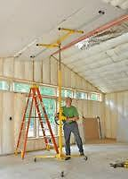 Drywall Lift/Screwgun/Rotozip/Ladder Rental. Drywall Services.
