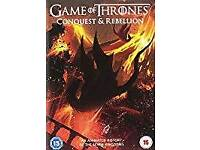 Blue Ray Game of Thrones season 7