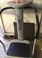 Motive fitness vibration plate - open to offers