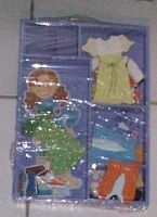 Magnetic Melissa and Doug doll playset for sale London Ontario image 1