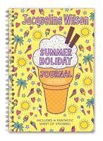 WILSON,JACQUELI-MY SUMMER HOLIDAY JOURNAL  BOOK NEU