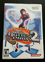 Wii- Dance Dance revolution Hottest party 2