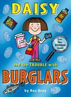 Daisy and the Trouble with Burglars by Kes Gray (Paperback, 2013)