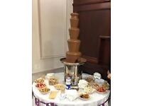 Commercial chocolate fountain for sale £1200.00 o.n.o