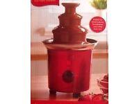Chocolate Fountain / Fondue - Boxed, new, unused
