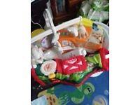 Job lot of baby items