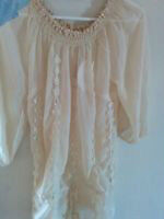 Brand new with tag Costa Blanca top, size M to L, cost $35 plus