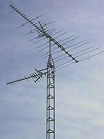 Free Tv Antenna with rotor.