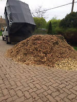 FREE DELIVERY OF ORGANIC MULCH/ WOODCHIPS