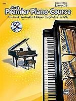 Alfred's Premier Piano Course Lesson 1B Book & CD ALF23863