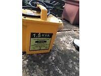 110 v baromix cement mixer