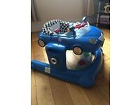 Mothercare baby car walker sounds and lights
