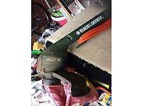 Black & Decker 30cm Grass trimmer
