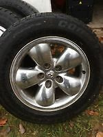 "For Sale 20"" Dodge Ram Wheels"