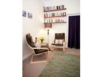 Counselling Room Hire - 5 Dundonald Street Edinburgh