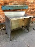 Small TableStandEU174in Basford, Nottinghamshire - Used small table / stand Youre welcome to visit us and view the item before you buy. Product Dimensions 100(W) x 56(D) x 93(H)cm