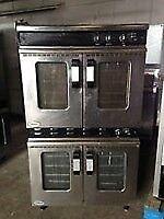 Double Gas Convection Oven EU107 CD