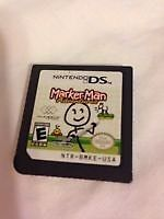 Marker man adventures DS: GAME ONLY