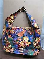 Jack French London Leather Floral Tote Bag - Worth $- Worth $- Worth $