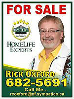 Rick Oxford Really doing Real estate Right...buying or selling?
