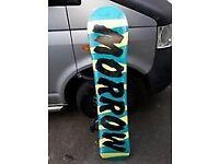 Childs snowboard - 128cm