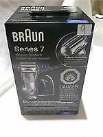 NEW Braun Series 7 Shaver System