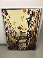 Large Picture, Ikea 'VILSHULT' - Flying Over Paris