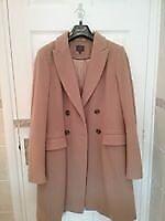 Ladies M&S Wool Coat