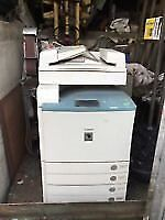 "Canon CLC 3200 printer/copier- one owner - very good condition - D32"" x W 24""x H 44"""