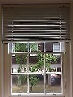10 x Capricorn System A300 Aluminium Venetian Blinds 50mm aluminium slats in white - easy to install