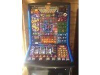 arcade mancave money box
