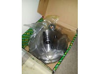 Ford Focus 98-04 Ford Fiesta 02-07 Rear Drum with bearings