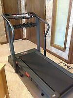 weslo  cadence 215s treadmill