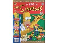 Simpsons magazines