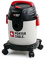 PORTER-CABLE 3-Gallon Wet/Dry Shop Vacuum